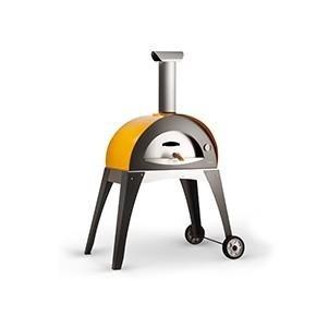 Forno a legna Alfa Pizza, Forno a legna per terrazzo